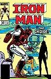 img - for Iron Man (1968-1996) #204 book / textbook / text book