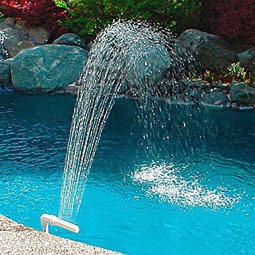 Farrom Agua Piscina Fuente Estanque de Jardín Exterior Fuente Estante Decoración Jardín: Amazon.es: Hogar