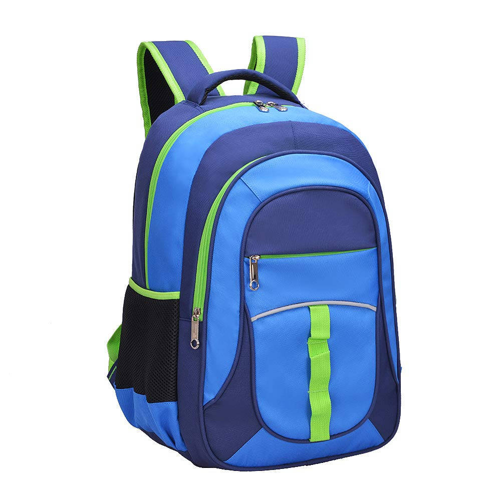 Backpack for Girls, Boys, Kids by Fenrici | 18'' Durable Elementary, Middle School Backpack | Supporting Kids with Rare Diseases (Perseverance, Medium)