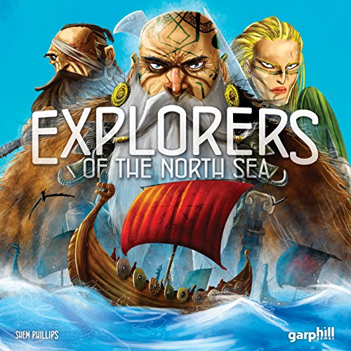 Explorers of the North Sea (Weapons And Warriors Board Game compare prices)