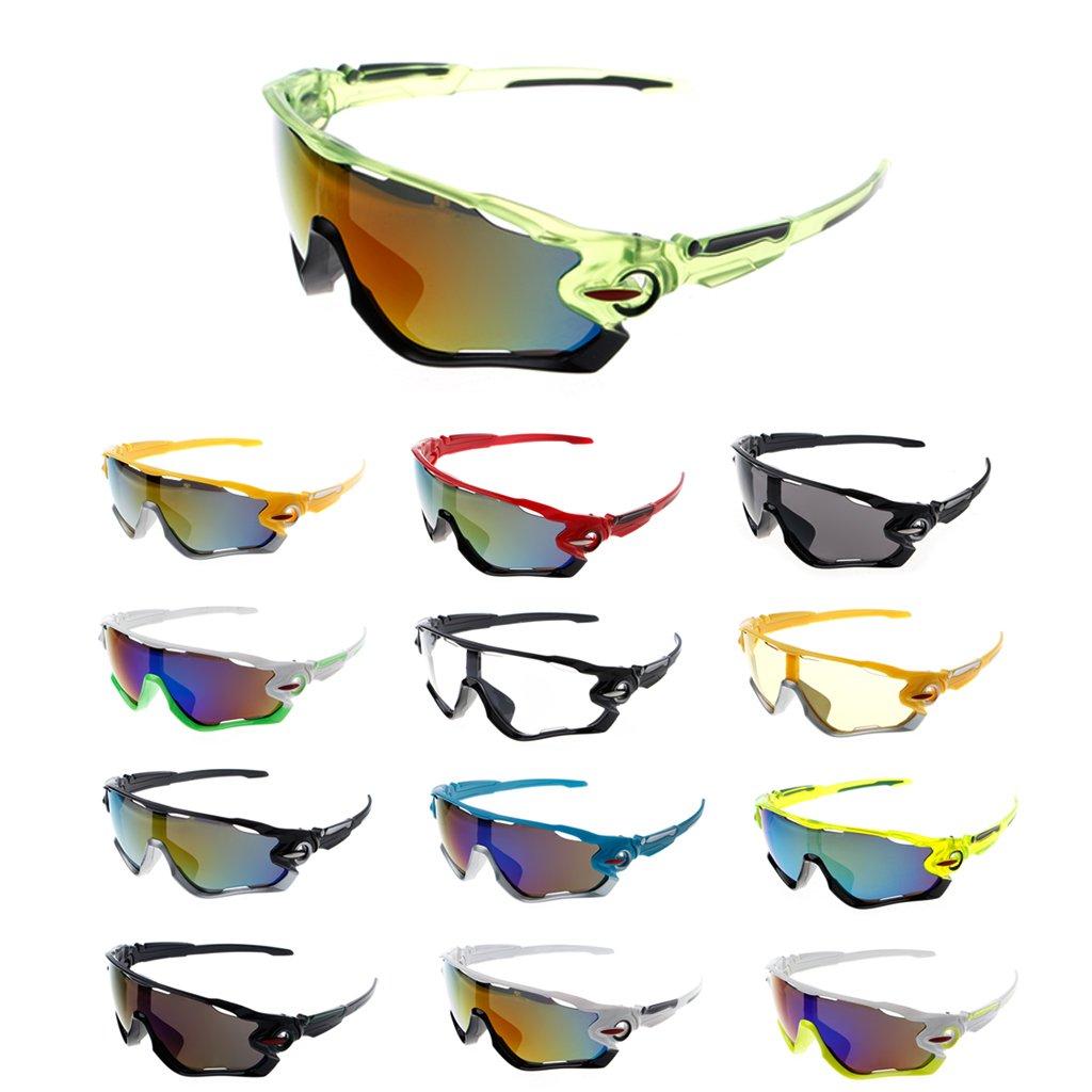 Sarora Eyewear Bicycle Sun Glasses Mountain Bikes Sport Explosion-Proof Goggles Cycling Glasses