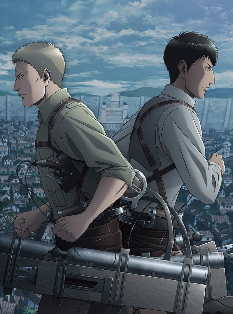 Amazon Tvアニメ 進撃の巨人 Season3 第5巻 初回限定版 Dvd