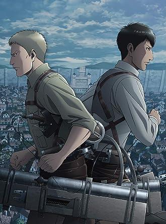 Amazon Co Jp Tvアニメ 進撃の巨人 Season3 第5巻 初回限定版