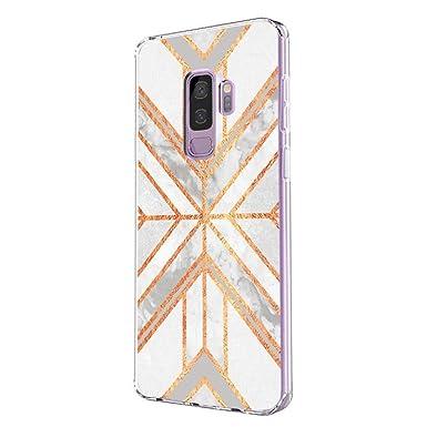 Compatible con Funda Galaxy S9 Plus Carcasa Silicona ...