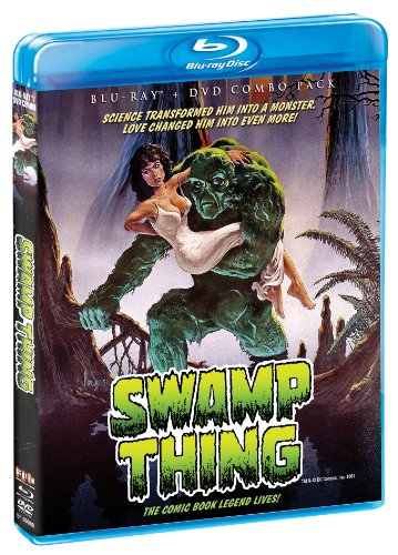 SWAMP THING (BLU-RAY)
