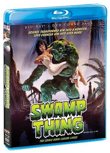 Swamp Thing  Bluray Dvd Combo   Blu Ray