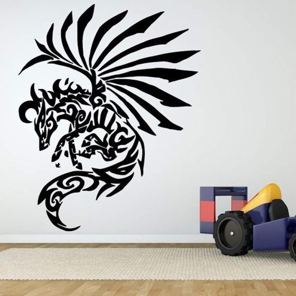 Pegasus Tatuaje Caballo Pegatinas de Pared para la Sala de Estar ...