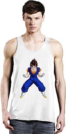 Dragon Ball Z Veggeto Goku Vs Vegeta Tank Top XX-Large ...