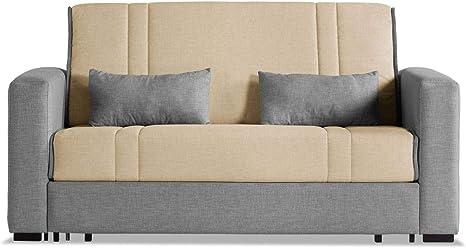 Muebles Baratos Sofa Cama con Arcon y Dos Somieres, Subida A ...