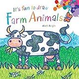 It's Fun to Draw Farm Animals
