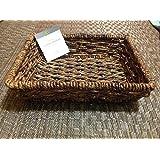 Threshold Quality & Design, Multipurpose Rectangle Tray Twisted Abaca by Threshold Quality & Design