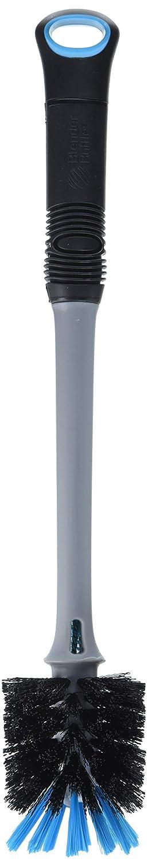 BlenderBottle 2-in-1 Bottlebrush | Scovolino per Lavaggio Bottiglie Unisex – Adulto, Nero, 35 500850