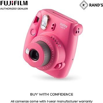 Rand's Camera Instax Mini 9 - Flamingo Pink product image 8