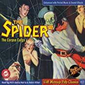 Spider #10 July 1934 (The Spider) | Grant Stockbridge,  RadioArchives.com