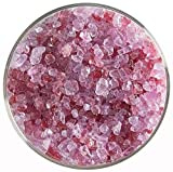 Cranberry Pink Transparent Coarse Frit - 4oz - 90COE - Made From Bullseye Glass