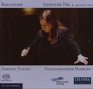 ブルックナー:交響曲第3番(1873年版)(ハンブルク・フィル/ヤング)