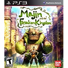 Majin And The Forsaken Kingdom - Playstation 3