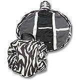 Duwee Multifunction Travel Makeup Bag Waterproof Cosmetic Organizer Drawstring Makeup Storage Bag Women Girls Portable…