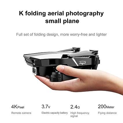 S62 Foldable RC Drone 6-Axis Gyroscope 1080P WiFi FPV 4K Camera Remote G5L Deco