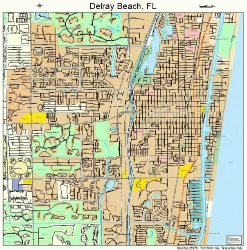 Amazon.com: Image Trader Large Street & Road Map of Delray ... on town of delray beach map, cypress lake fl map, ocala fl map, alachua fl map, deland fl map, surprise fl map, st. george island fl map, siesta key beach fl map, palm beach gardens fl map, fort myers fl map, indian creek fl map, st. johns river fl map, clearwater fl map, st marks fl map, glen st mary fl map, boca raton fl map, tamiami fl map, palm shores fl map, city of delray florida map, city of delray beach map,