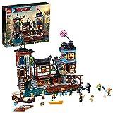 THE LEGO NINJAGO MOVIE NINJAGO City Docks 70657