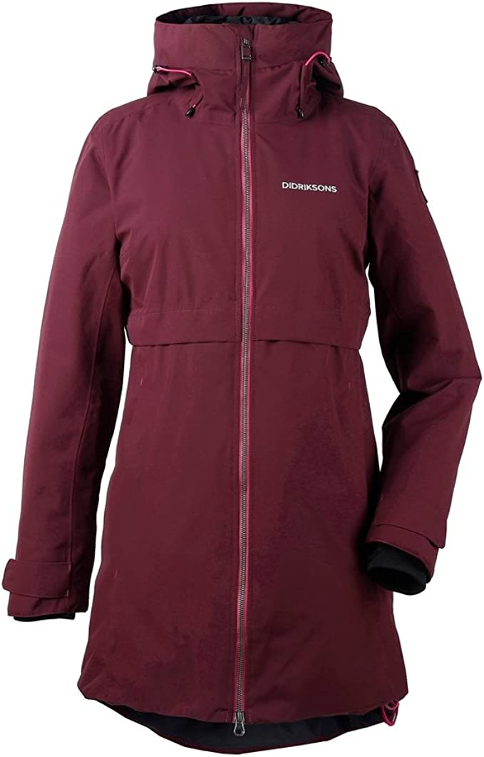 Didriksons Mike Mens Parka 100/% Waterproof Insulated Coat