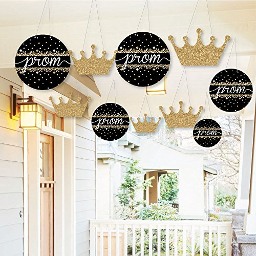 Hanging Prom - Outdoor Hanging Decor - Prom