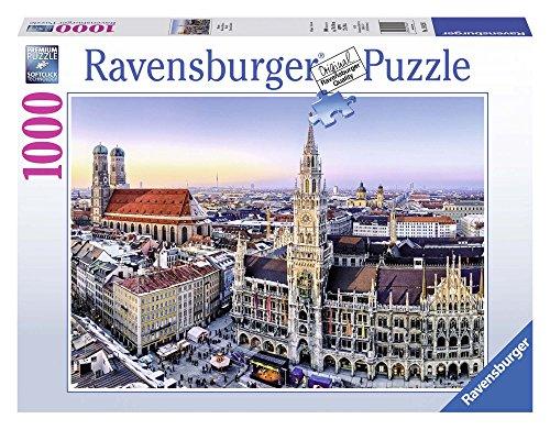 Ravensburger Beautiful Germany - Munich Jigsaw Puzzle (1000 Piece)
