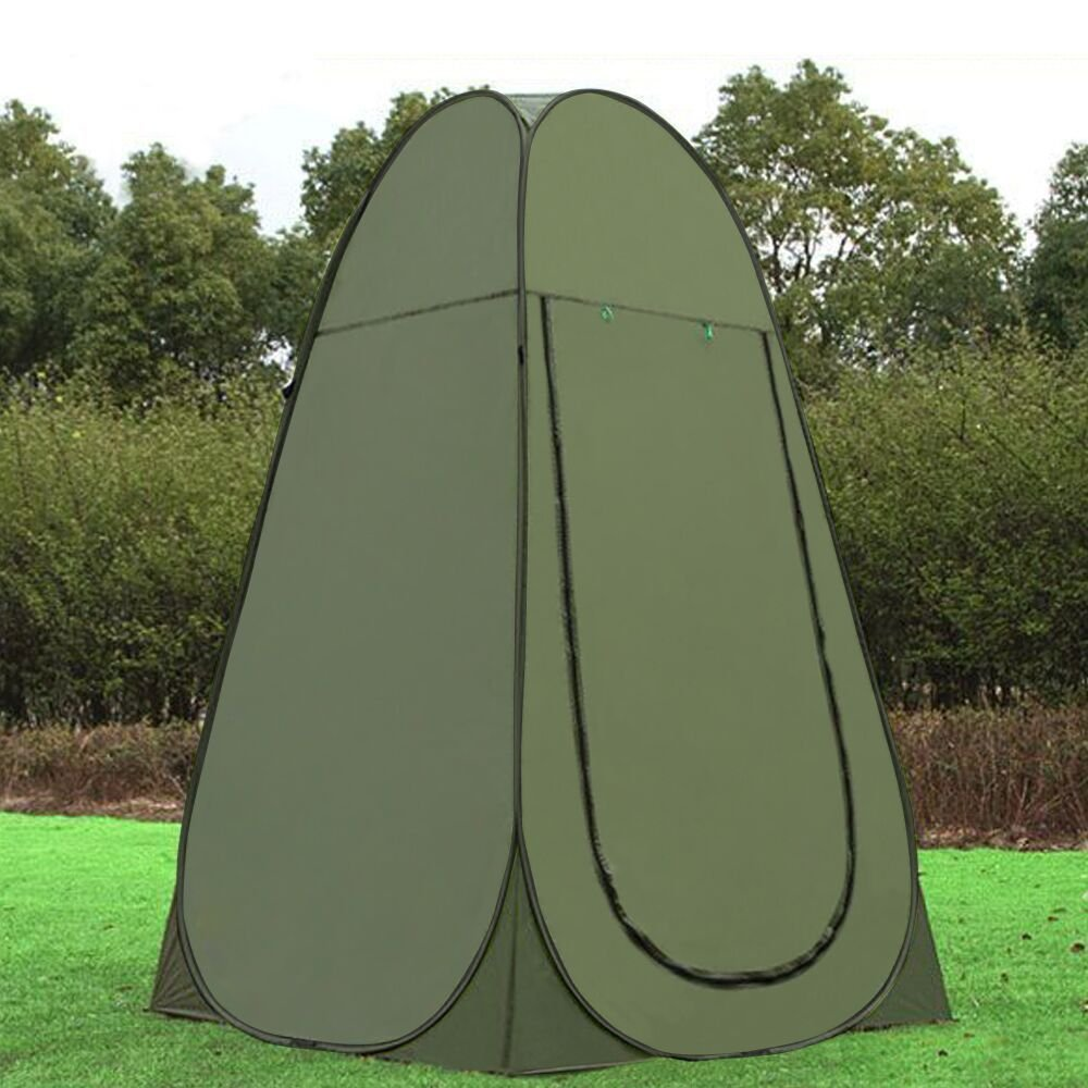 Large Portable Shower Tent Toilet Pop Up Changing Room Camping Dressing Room by PoLLux