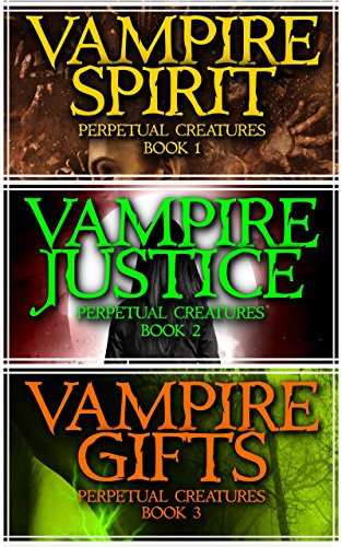 Perpetual Creatures Collection Volumes 1 3 ebook product image