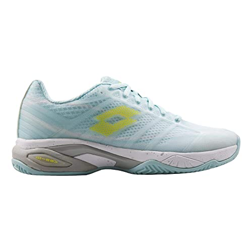 Lotto Mirage 300 Clay Court Shoe Women Light Blue: Amazon.es ...