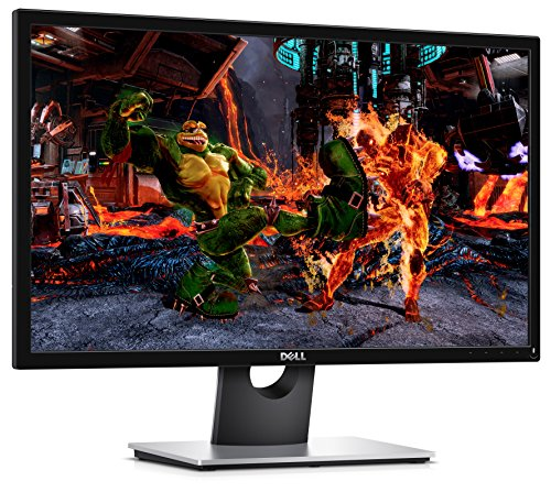Dell SE2417HG 24 Inch TN Gaming Monitor (Black) (2 ms Response Time, Full...