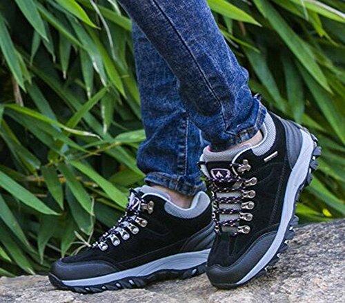 KUKI Damen, die zufällige starke Wanderschuhe der Schuhe im Freien wandern , 2 , US8 / EU39 / UK6 / CN39