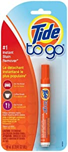 Tide to Go Instant Stain Remover 0.33 oz (Pack of 6)