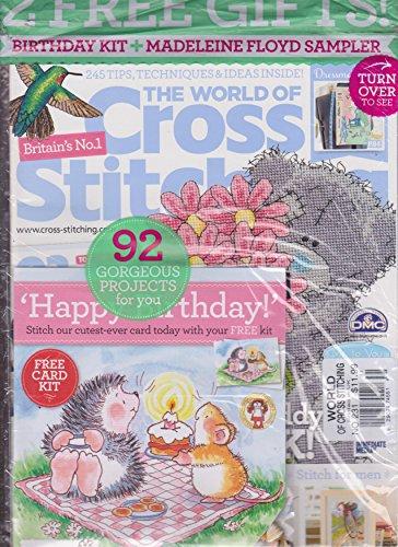 (The World of Cross Stitching Magazine Issue 231)