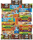 Cheap Healthy Bars & Snacks Bulk Variety Pack by Variety Fun (Care Package 30 Count)