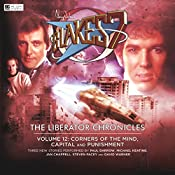 Blake's 7 - The Liberator Chronicles, Volume 12 | Andy Lane, Guy Adams