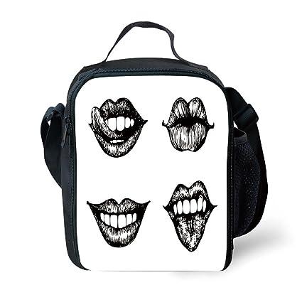 Sexy school tongues big