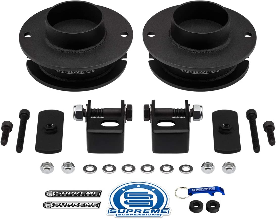 Rear Leveling Kit for Ram 2500 4WD 1.5 Rear Lift Kit High-Strength Carbon Steel Spring Spacers Supreme Suspensions