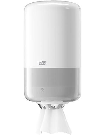 Tork 871795 - Dispensador de toallas, color blanco
