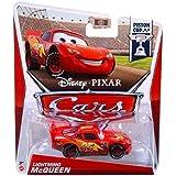 Disney Cars Cast 1:55 - Coche y Vehículos Modelos de 2013 a Elegir - Lightning Flash McQueen - PC
