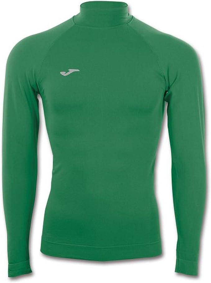 Joma Brama Classic Camiseta Termica, Hombre, Verde Nuevo, 4XL-5XL: Amazon.es: Ropa y accesorios