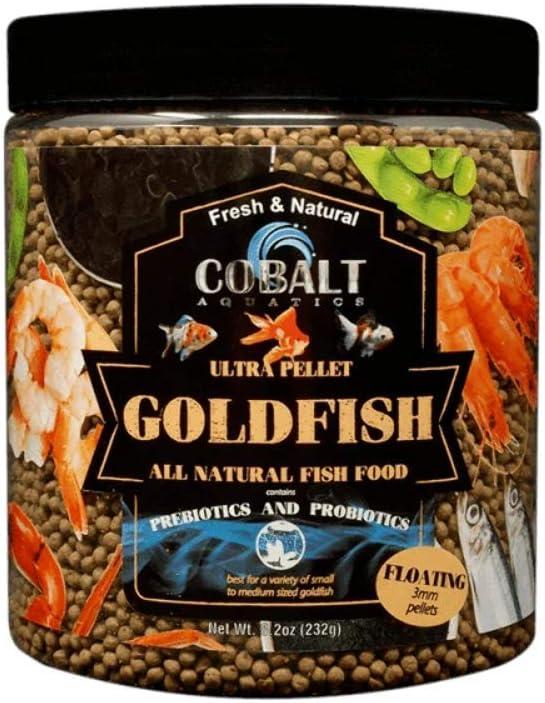 Cobalt Aquatics Ultra Goldfish Pellets Floating