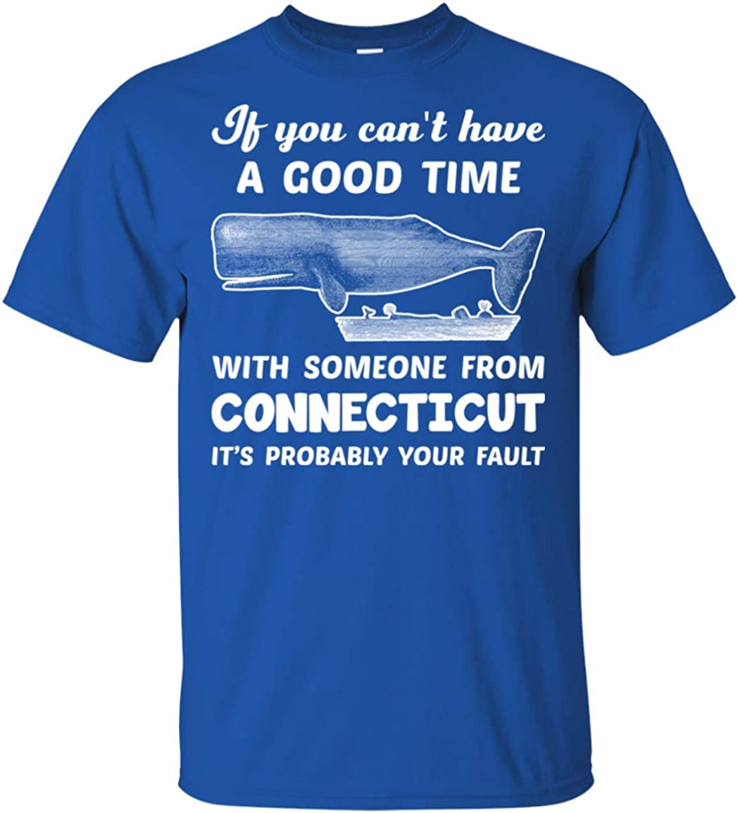 Lotacy IF You Cant Have A Good TIME with Someone from Connecticut Its Probably Your Fault