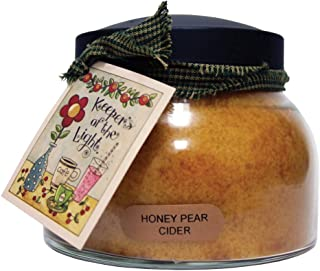 product image for A Cheerful Giver Honey Pear Cider 22 oz. Mama Jar Candle, 22oz