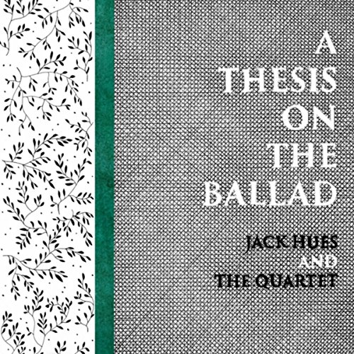 A Thesis On the Ballad