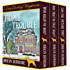 Triple Trouble: Sam Darling Mystery Series Box Set: Books 1-3 (Sam Darling Mystery Box Set)
