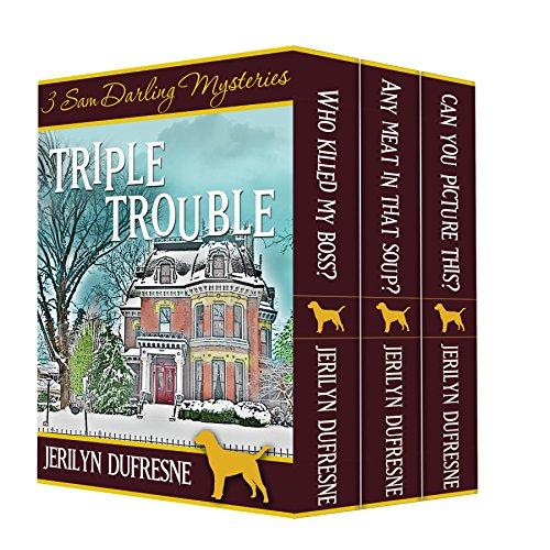 Triple Trouble: Sam Darling Mystery Series Box Set: Books 1-3 (Sam Darling Mystery Box Set Book 1)