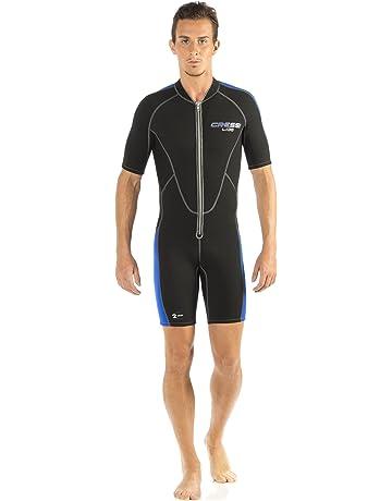0bcb3680e2 Cressi Lido Man - Combinaison Neoprene Shorty 2mm Homme - Natation  Snorkeling et Plongee