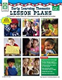 Best Carson-Dellosa Ever Books - Early Learning Thematic Lesson Plans, Grades PK Review